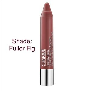 Clinique Chubby Stick Fuller Fig Lip Color Balm